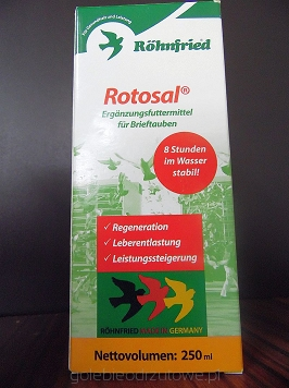 Röhnfried Rotosal 250 ml